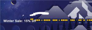 interrail winter sale